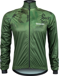 Jacket Vezuvio Forester with thin membrane